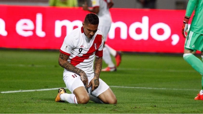 FPF confirmó que FIFA extendió a 20 días la sanción preventiva a Paolo Guerrero