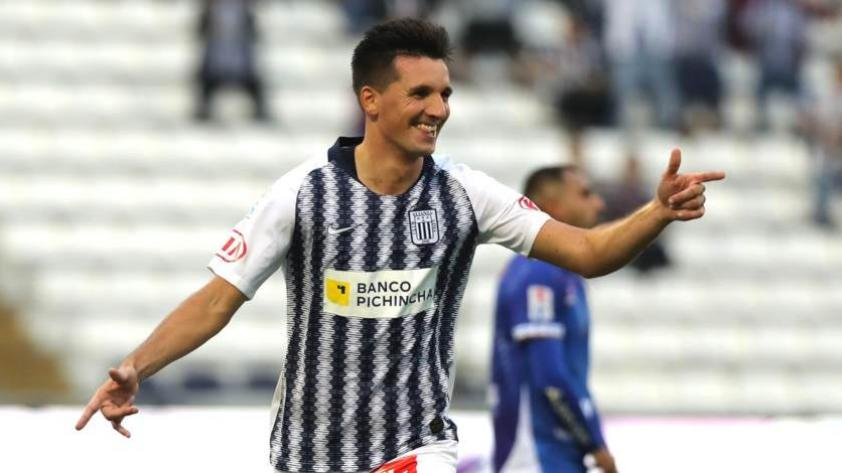 Alianza Lima: Mauricio Affonso afirmó estar contento por el retorno de Bengoechea