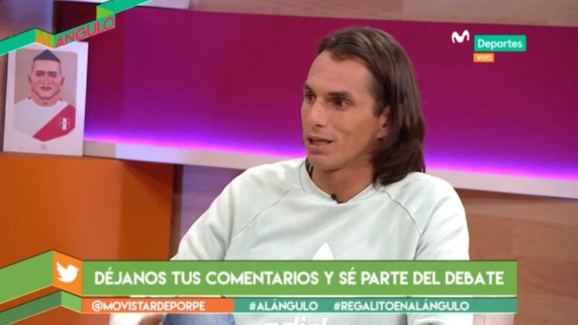 Al Ángulo: José Carlos Fernández fue parte del debate