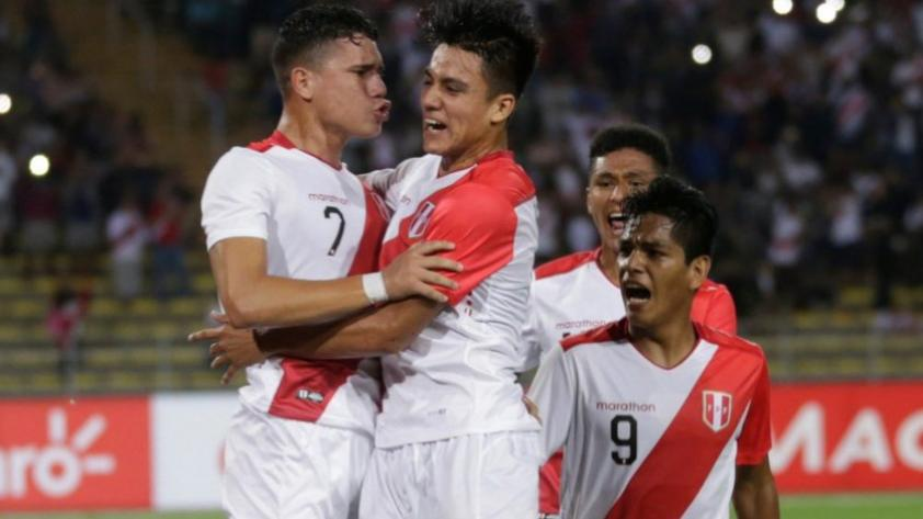 Perú vs. Argentina: fecha, hora y canal del partido por el Hexagonal Final del Sudamericano Sub 17