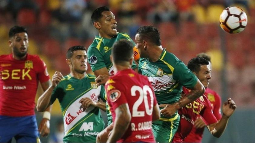 Sport Huancayo empató 0-0 con Unión Española en Chile por la Copa Sudamericana