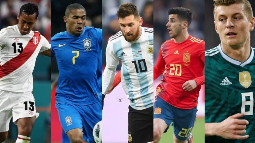 Fecha FIFA Rusia 2018: los partidos amistosos que se disputarán este martes
