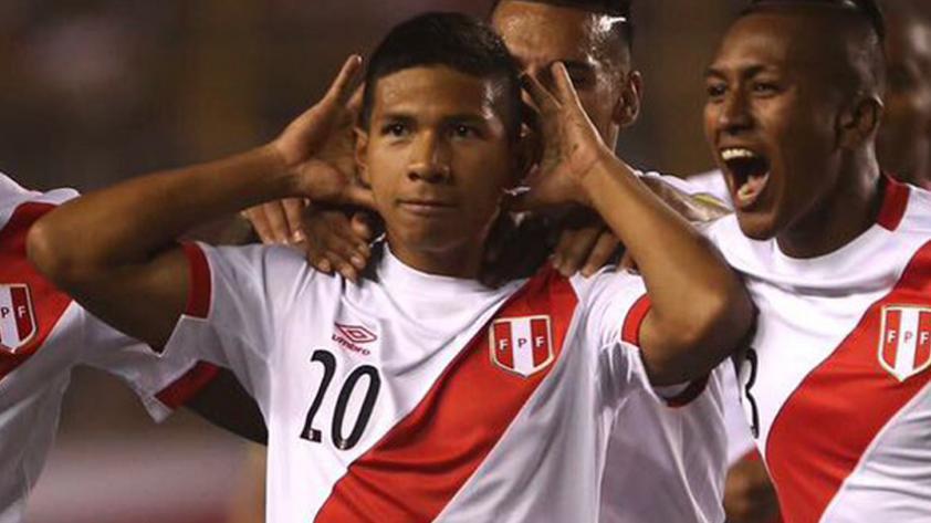 """Edison Flores: """"Es muy satisfactorio anotar con tu Selección"""""""