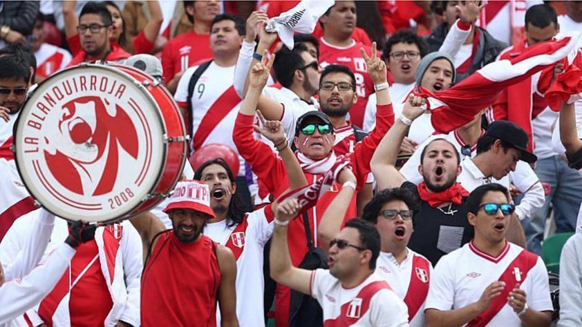 Perú vs. Colombia: Ministerio del Interior dio permiso al ingreso de bombos y banderolas