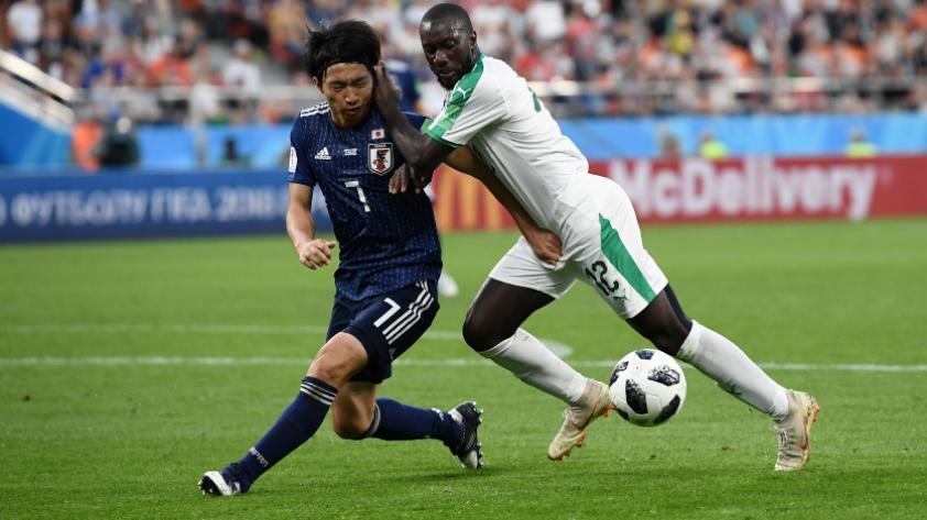 Japón empató 2-2 con Senegal por la segunda fecha del grupo H de Rusia 2018