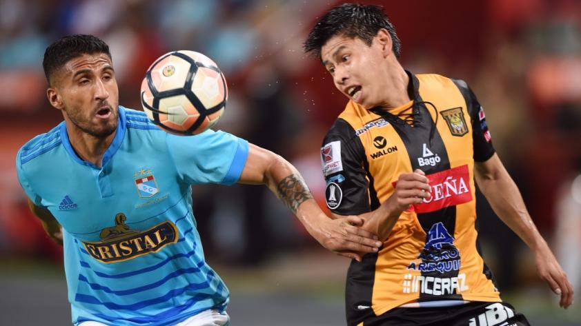 The Strongest pasó por encima a Sporting Cristal y lo goleó 5 -1 en La Paz