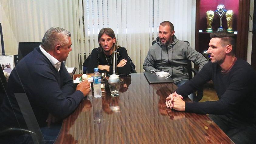 AFA anunció el fin de los contratos de los colaboradores de Jorge Sampaoli