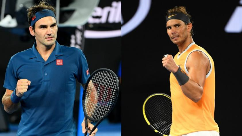 Australian Open: Federer y Nadal avanzaron a los octavos de final