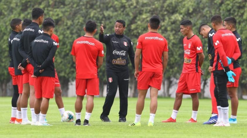 Selección Peruana sub 23: el posible once de Nolberto Solano para el amistoso de esta tarde contra Colombia