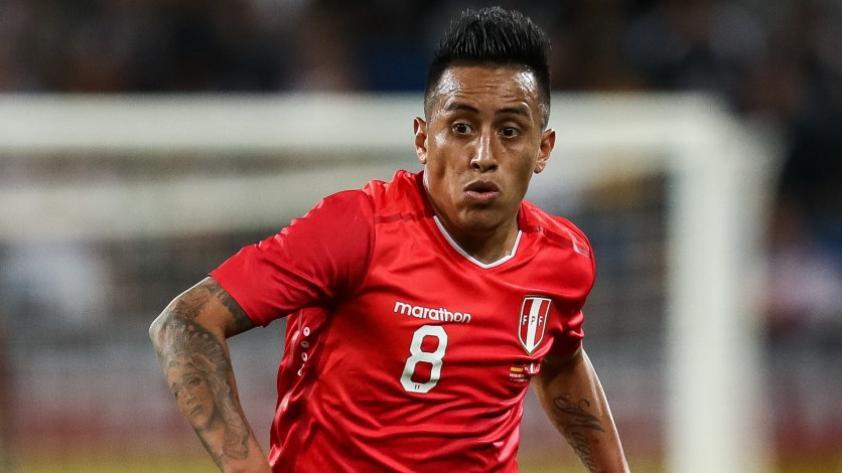 Christian Cueva sobre su posible traspaso a Independiente de Argentina: