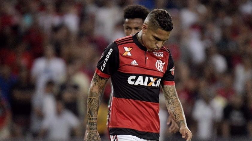 Se acabó el año para Paolo Guerrero: los partidos que no podrá jugar por Flamengo ni Perú