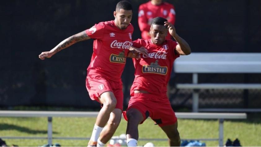 Selección Peruana: el once que practicó y jugaría frente a Islandia en New Jersey