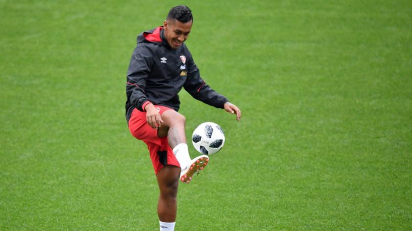 Selección Peruana: Tapia hizo entrenamiento diferenciado