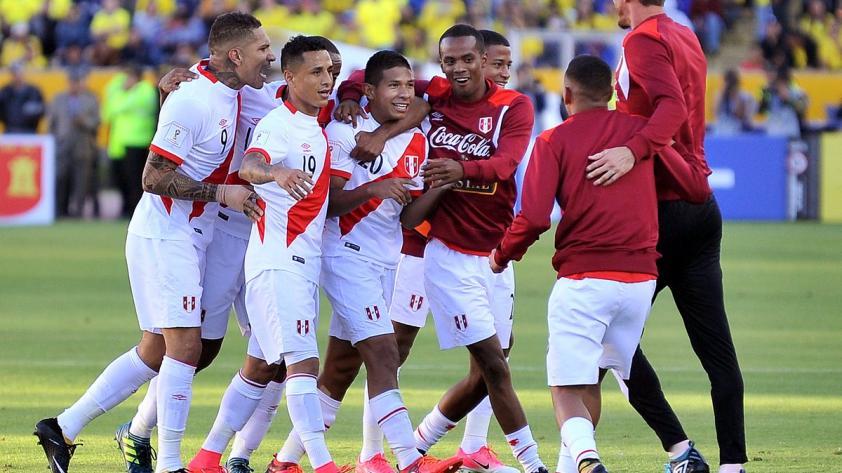¡HISTORIA EN QUITO! Perú venció 2-1 a Ecuador y está en zona de Clasificatorias