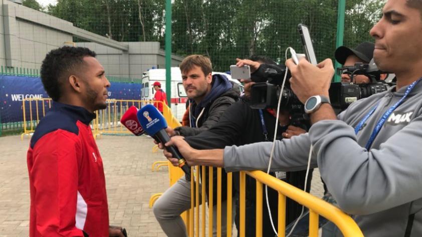 Selección de Panamá: Alberto Quintero no será operado y se recuperará rápidamente