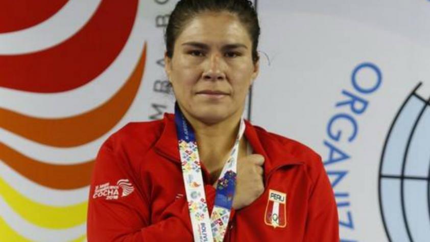 Juegos Suramericanos Cochabamba 2018: Yanet Sovero se impuso en Lucha Libre