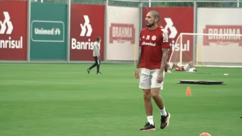Paolo Guerrero volvió a los entrenamientos junto a Internacional de Porto Alegre (VIDEO)