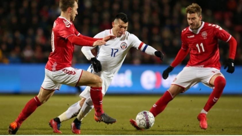 Atención Gareca: Chile y Dinamarca empataron sin goles