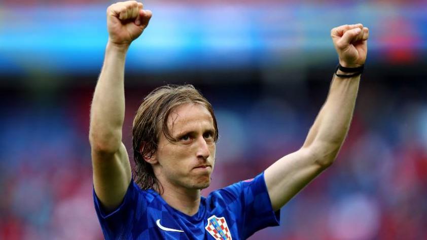 Modric afirma que su grupo en el mundial es difícil, pero tienen un equipo excelente