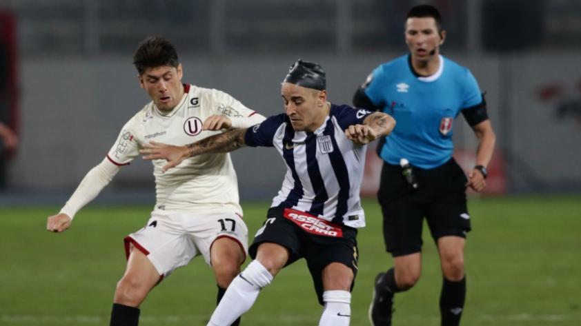 ¡Clásico igualado! Universitario de Deportes empata 1-1 con Alianza Lima por el Torneo Apertura