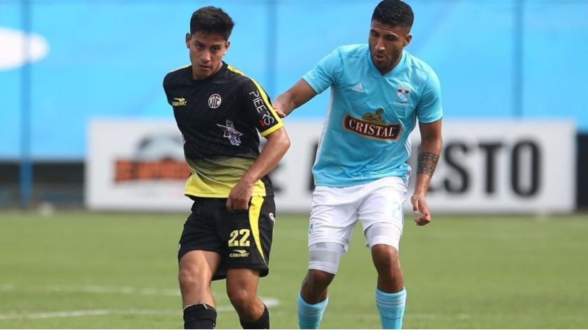Sporting Cristal empató 2-2 con UTC por la fecha 8 del Torneo de Verano
