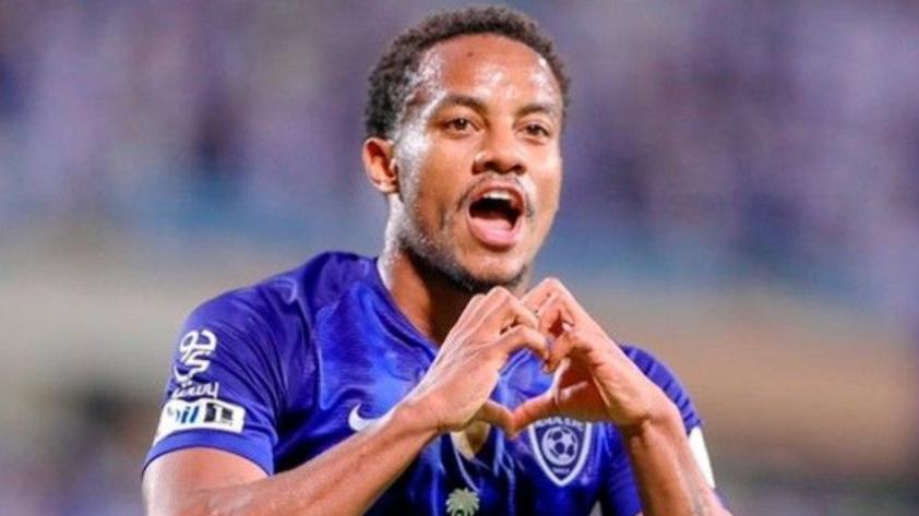 """André Carrillo: """"Estoy muy feliz en Al Hilal, pero veremos que sucede en el futuro"""""""