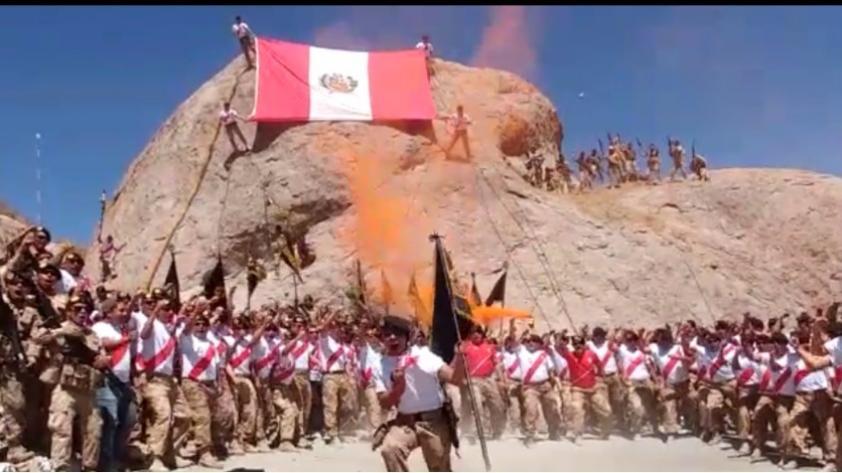 (VIDEO) El emotivo mensaje de aliento de las Fuerzas Especiales del Ejército desde Tacna a la Selección