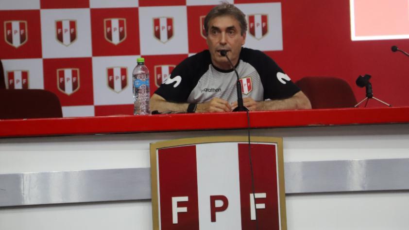 """Néstor Bonillo: """"Estamos pendiente de los futbolistas del exterior para saber cómo están emocionalmente"""
