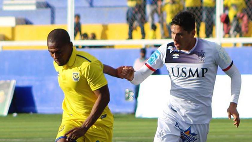 San Martín venció 3-2 a Comerciantes Unidos en el inicio de la fecha 13 del Clausura