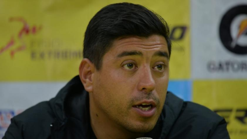 """Nicolás Córdova: """"Era muy injusto estar abajo en el marcador ante un equipo que sabe bien a lo que juega"""""""