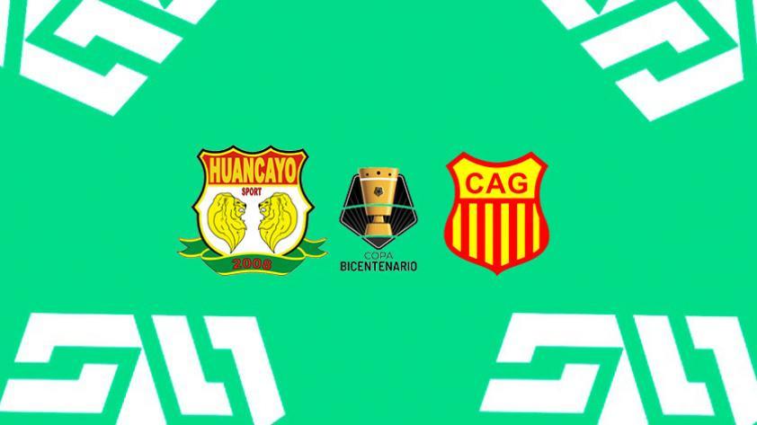 Sport Huancayo  y Atlético Grau definen esta noche al campeón de la Copa Bicentenario