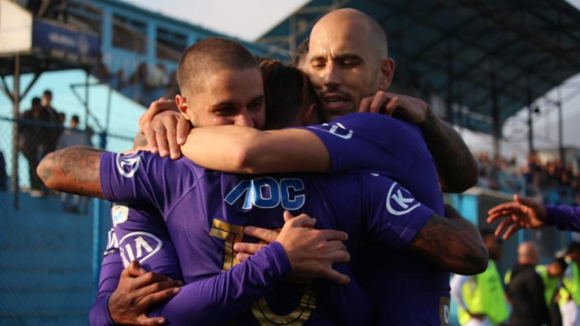 ¡Triunfo vital! Alianza Lima derrotó 3-2 a San Martín por la jornada once del Torneo Clausura
