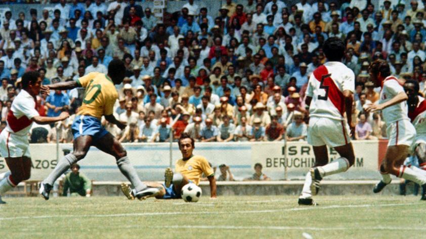 Efemérides: El Perú - Brasil de México 1970