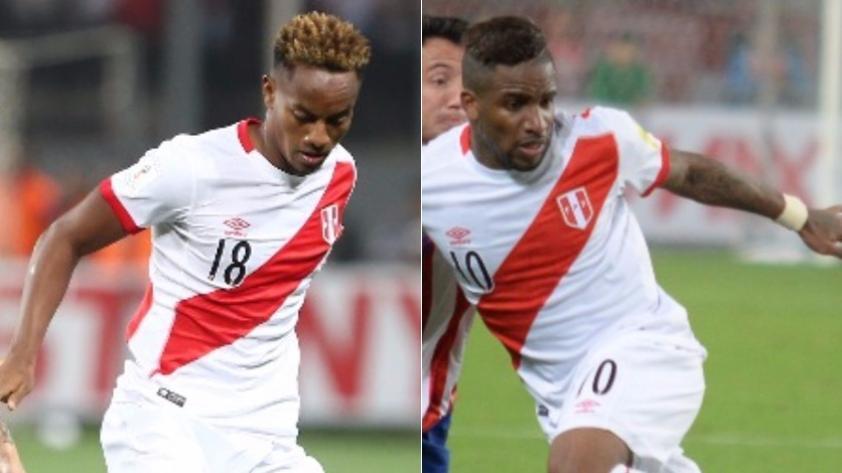 ¿Jefferson Farfán o André Carrillo? La gran duda del comando técnico de la Selección Peruana