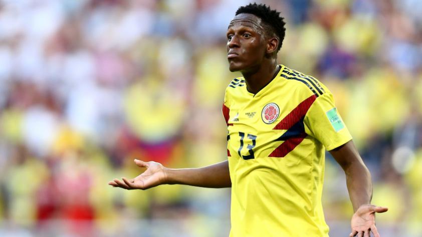 """Yerry Mina: """"Cuando tuvimos el control le hicimos daño a Senegal"""""""
