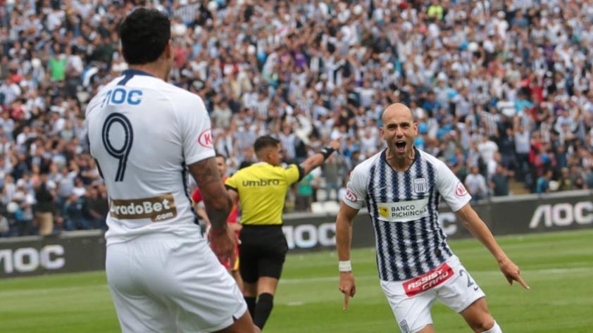 """Federico Rodríguez: """"En Alianza Lima luchamos hasta el final, nunca nos rendimos"""""""