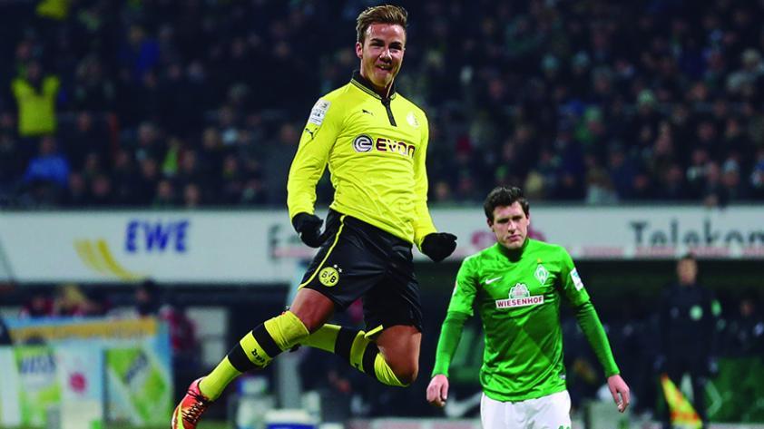 Mario Götze muy cerca de volver al fútbol