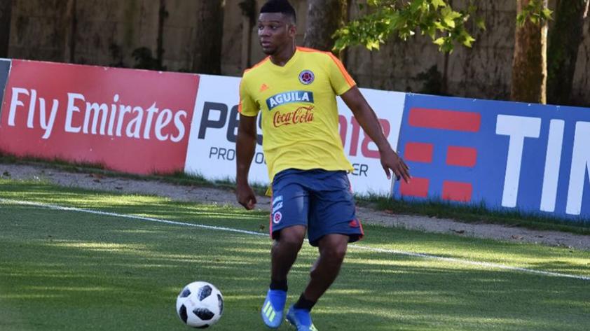 Rusia 2018: Frank Fabra se rompió los ligamentos cruzados y no jugará el mundial con la Selección Colombia