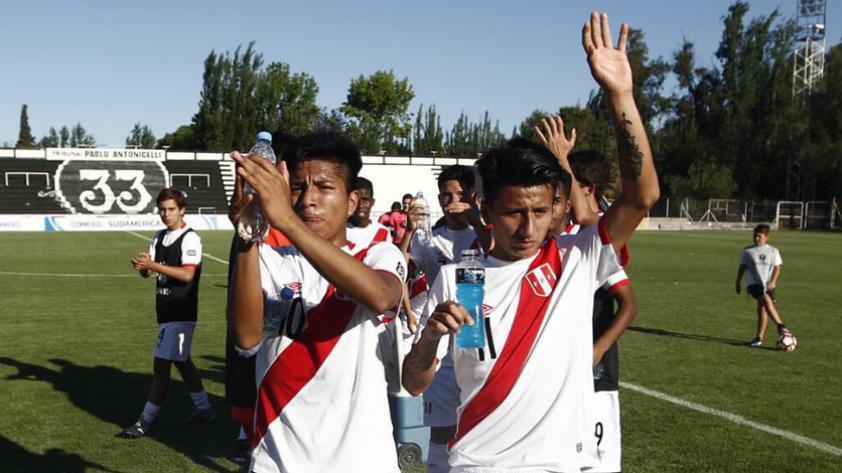 ¿Qué resultados necesita Perú para clasificar a las semifinales del Sudamericano Sub 15?
