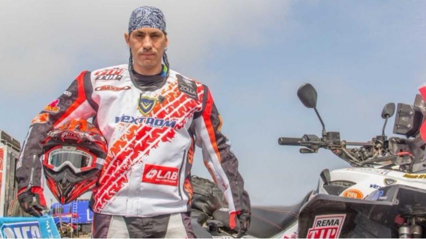Dakar 2018: Conoce a Rómulo Airaldi, nuestro exponente en cuatrimotos en el Rally