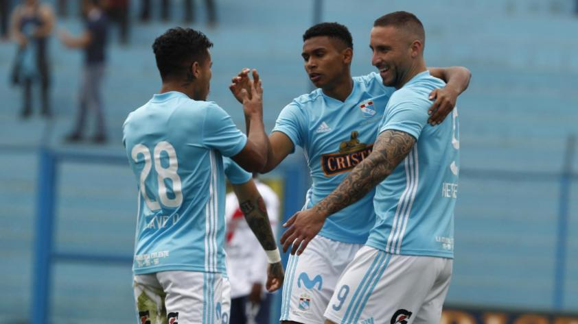 Sporting Cristal derrotó 4-0 a Deportivo Municipal por la cuarta fecha del Torneo Clausura