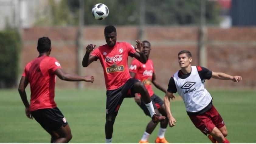 Perú rumbo a Rusia 2018: Selección nacional cumplió su segundo entrenamiento de cara al Mundial
