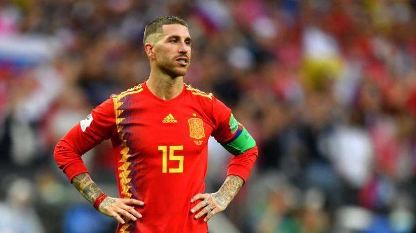"""Sergio Ramos: """"Se ha dejado el alma, lo hemos puesto todo"""""""
