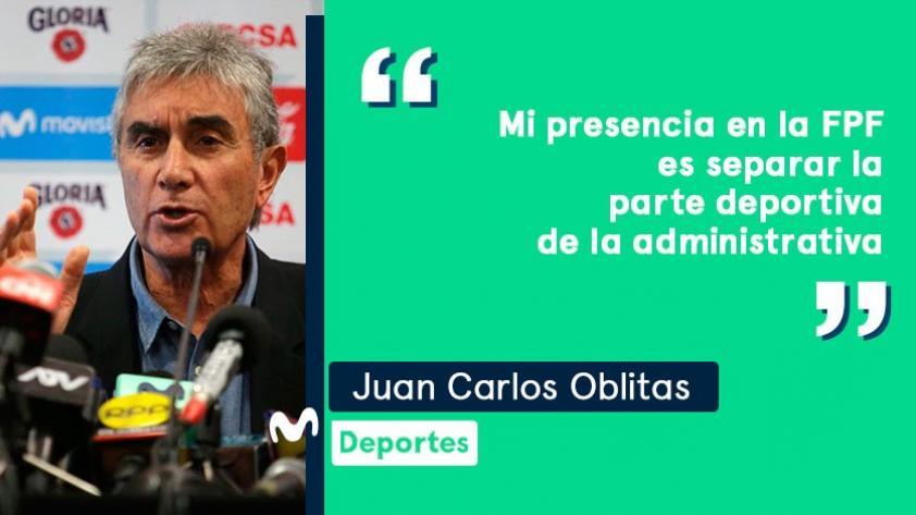 Juan Carlos Oblitas Las 10 Mejores Frases Del Director