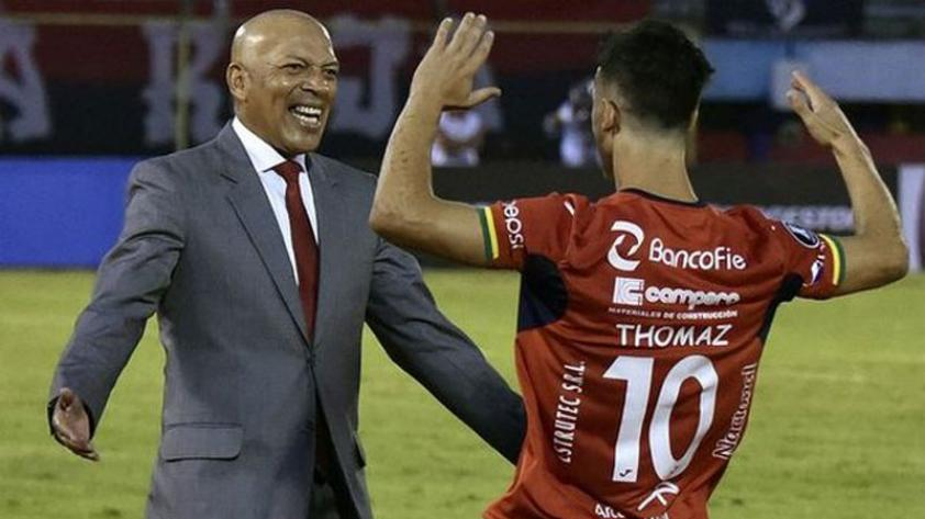 Roberto Mosquera, el peruano que está en los octavos de la Libertadores