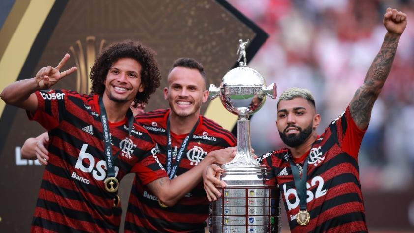 Con Flamengo a la cabeza: estos son los 8 equipos brasileños clasificados a la Copa Libertadores 2020