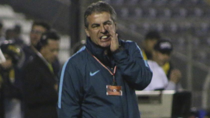 El equipo que presentaría Pablo Bengoechea ante Sport Huancayo