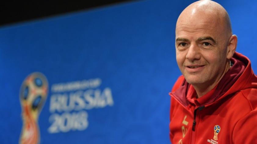 Un Mundial único: Gianni Infantino aseguró que Qatar 2022 será especial