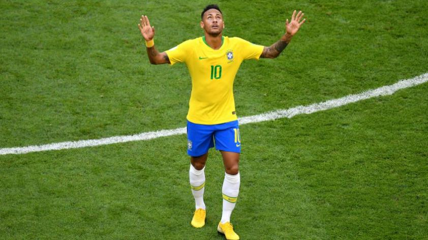 ¡Neymar será el único capitán en Brasil!