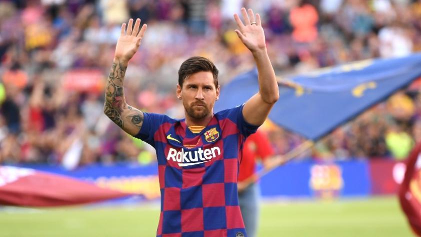 Sin ataduras: según una cláusula de su contrato, Lionel Messi podría irse del FC Barcelona si así lo decidiera
